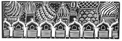 Promenade/Onion Domes