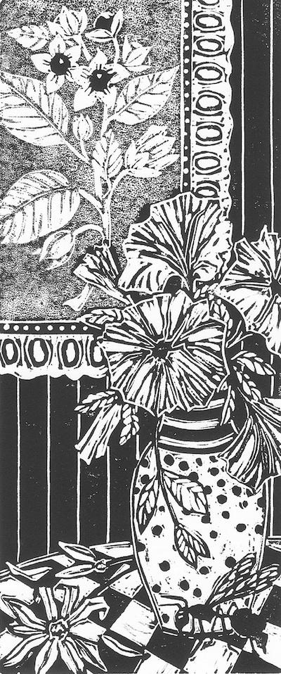 Deadly Nightshade, Atropa belladonna & Petunia